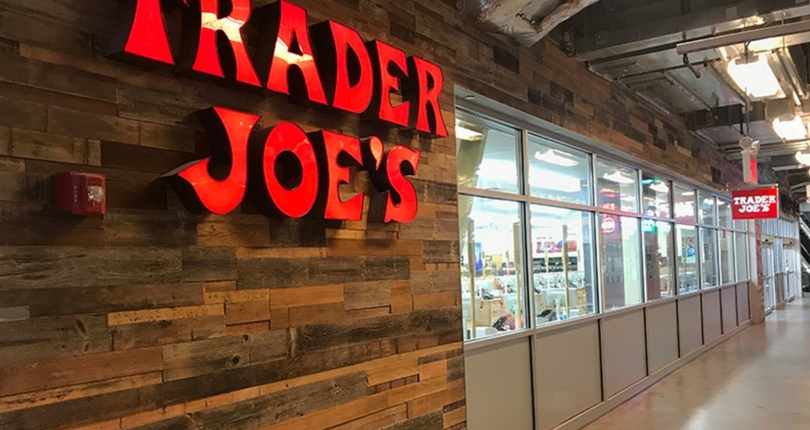 We're getting a Trader Joes!