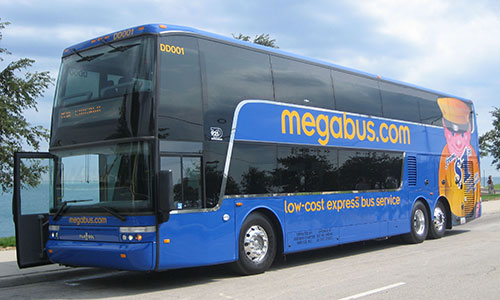 Megabus coming to Fort Lauderdale
