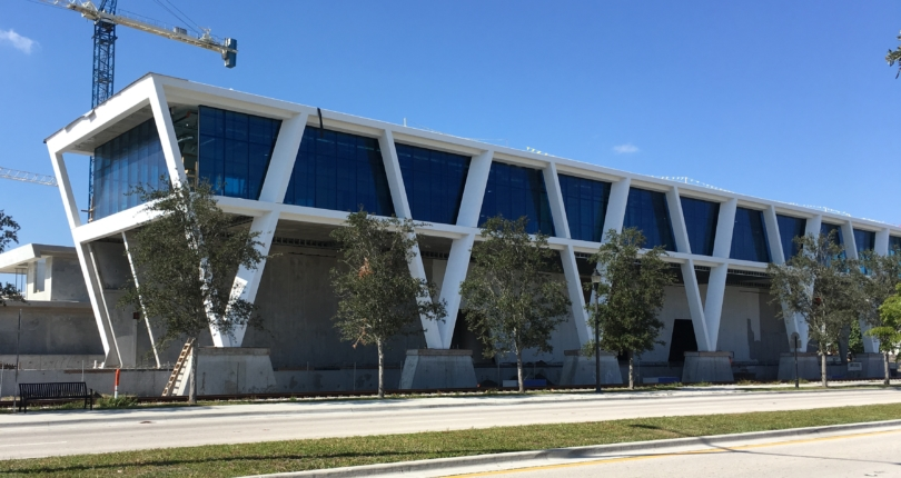Demolition Begins for All Aboard Florida's New Station
