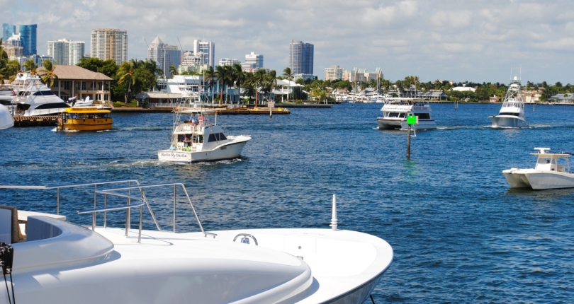 Bar Crawl Fort Lauderdale Style – By Water Taxi