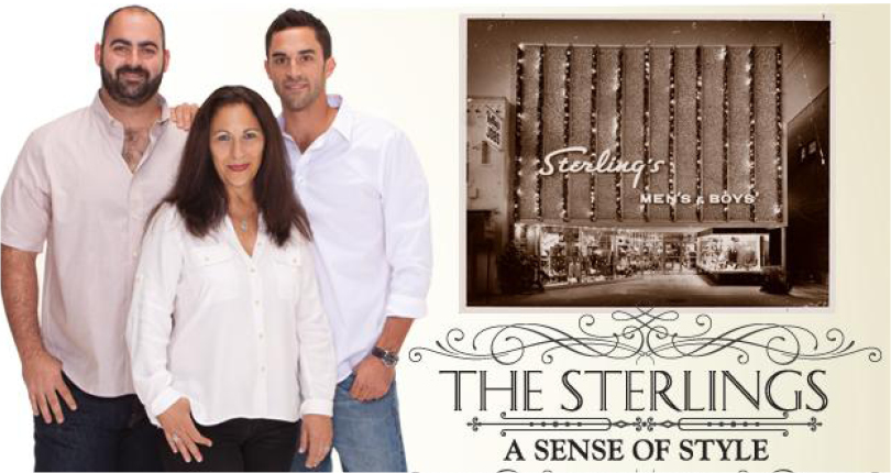 The History of the Sterlings
