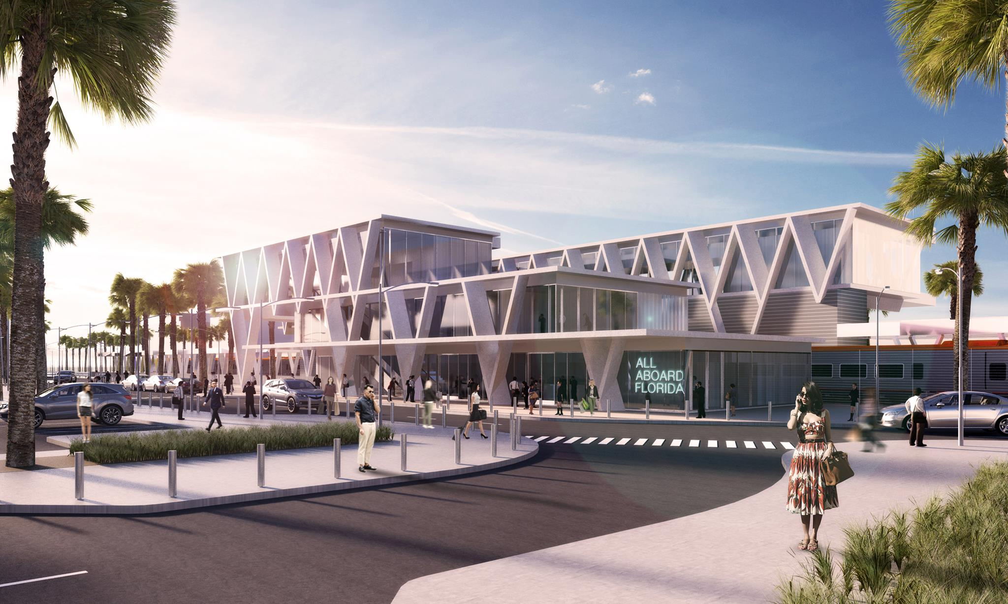 All Aboard Florida is coming to downtown Fort Lauderdale and it couldn't come soon enough.