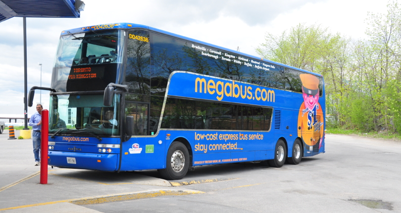 The Megabus is coming to Fort Lauderdale!