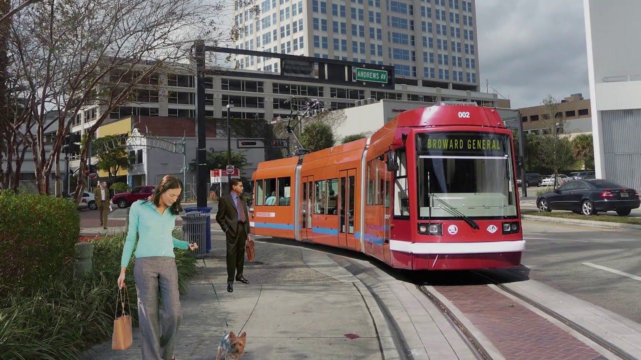 Fort Lauderdale approves Flagler Village loop for streetcar project