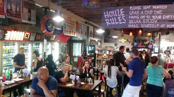 Riverside Market Beer Academy